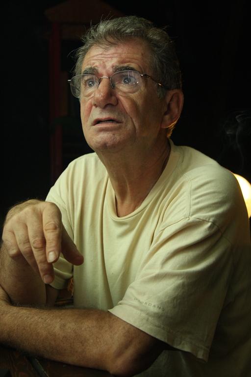Florin Zamfirescu, varul primar al parintelui Ghelasie