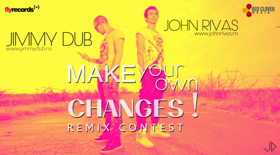 """Make your own Changes"" – remix contest"