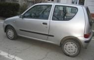 Fiat furat din Italia pe straƒzile din Constanta