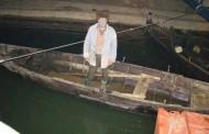 Furt ambarcatiune la Cernavoda
