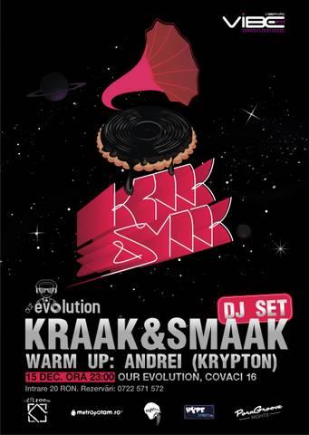 DJ SET - Kraak & Smaak @ Our Evolution