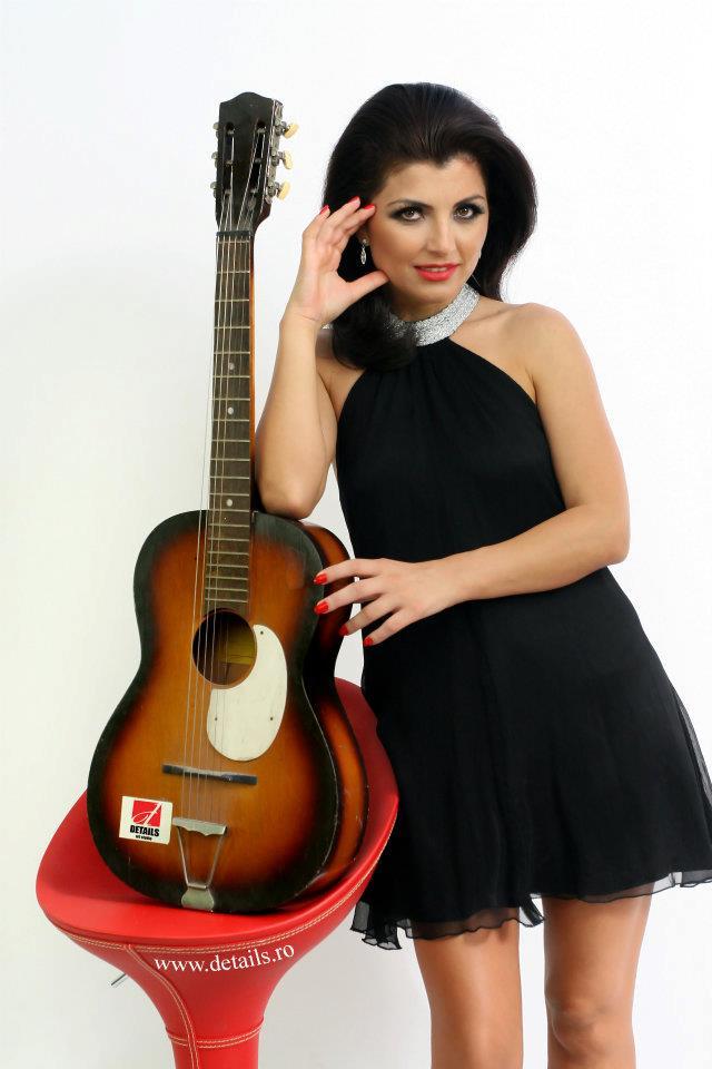 Claudia Ghitulescu, nasa de profesie!