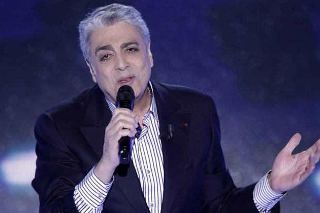 Enrico Macias celebreaza 50 de ani de cariera in Romania!