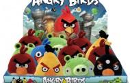 Noriel lansează colecția de plușuri Angry Birds în România!
