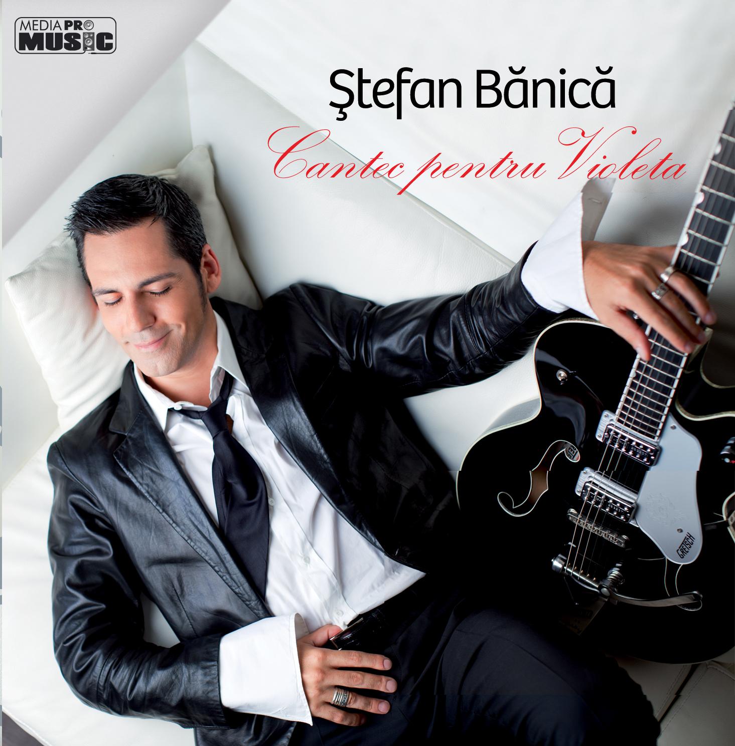 """Stefan Banica Lanseaza Piesa """"Cantec Pentru Violeta"""""""