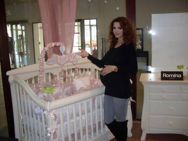 "Cristina Spatar Ionescu: ""De 8 Martie i-am facut cadou fiicei mele mobila pentru camera ei"""