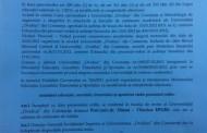 """Dănuț Tiberius Epure, confirmat în funcția de rector al Universității """"Ovidius"""" din Constanta"""