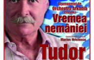 Tudor Gheorghe pregateste al doilea turneu consecutiv din acest an