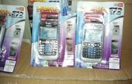 Mii de telefoane mobile suspecte a fi contrafăcute, descoperite la Agigea