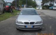 BMW declarat furat, depistat în P.T.F. Negru Vodă