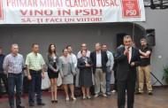 Sute de profesori au raspuns invitatiei Primarului Tusac, de a participa la Clopotelul Amintirilor