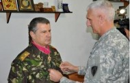 Romanian General is Awarded the Legion of Merit