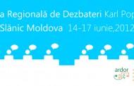 Competiția Regională de Dezbateri de Tip Karl Popper – Slănic Moldova
