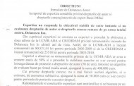 Iată actul prin care Ionuţ Dolănescu a cerut reevaluarea drepturilor de autor ale lui Ion Dolănescu!