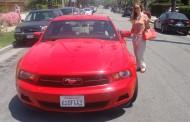 Uite ce masina conduce Delia Antal in America!