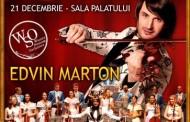 Edwin Marton si a sa celebra vioara Stradivarius- din nou in Romania pentru Craciun Vienez!