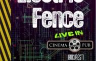 Concert Electric Fence @ Cinema Pub Bucuresti