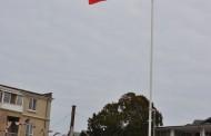 De ziua Armatei, la Mangalia s-a inaugurat un nou catarg