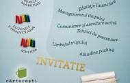 Cursuri de bune maniere si educatie financiara pentru copii la Carturesti Constanta