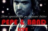 """Live Passion"" cu Pepe in Le Cinema Timisoara"