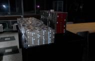 Contrabandă cu peste 56.000 de ţigarete în judeţul Constanţa
