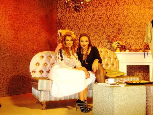 Adina Halas Hugeanu, nuntă în viteza spinningului