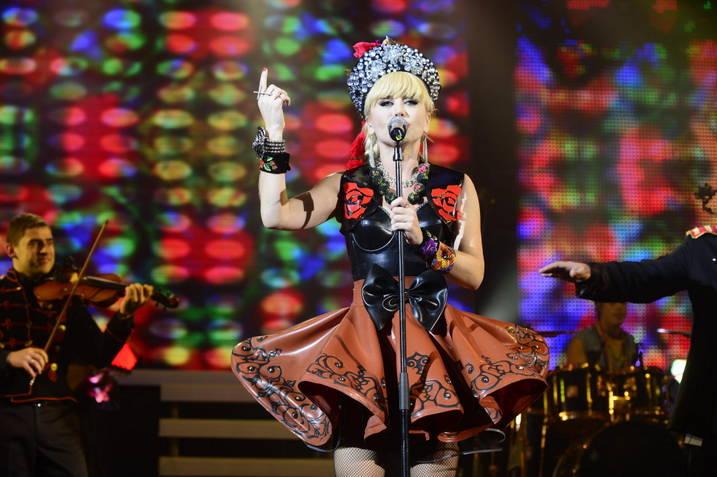 LOREDANA a lansat albumul DRAGOSTE in fata a peste 5 mii de fani!