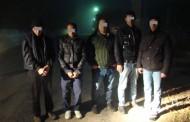 Migranţi sirieni şi călăuze bulgare reţinuţi la Ostrov