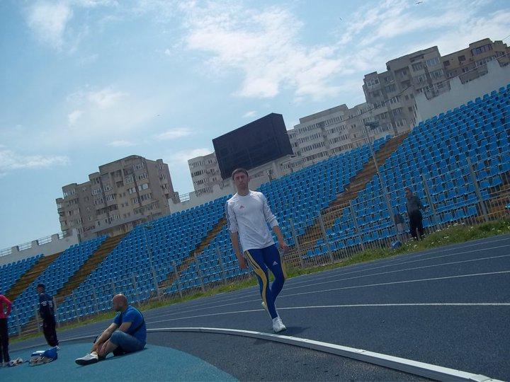 Atletism CAMPIONATUL NATIONAL et.2 - S,T si J1