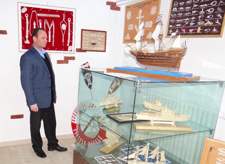 La Muzeul Callatis,  154 de ani de la Unirea Principatelor Romane