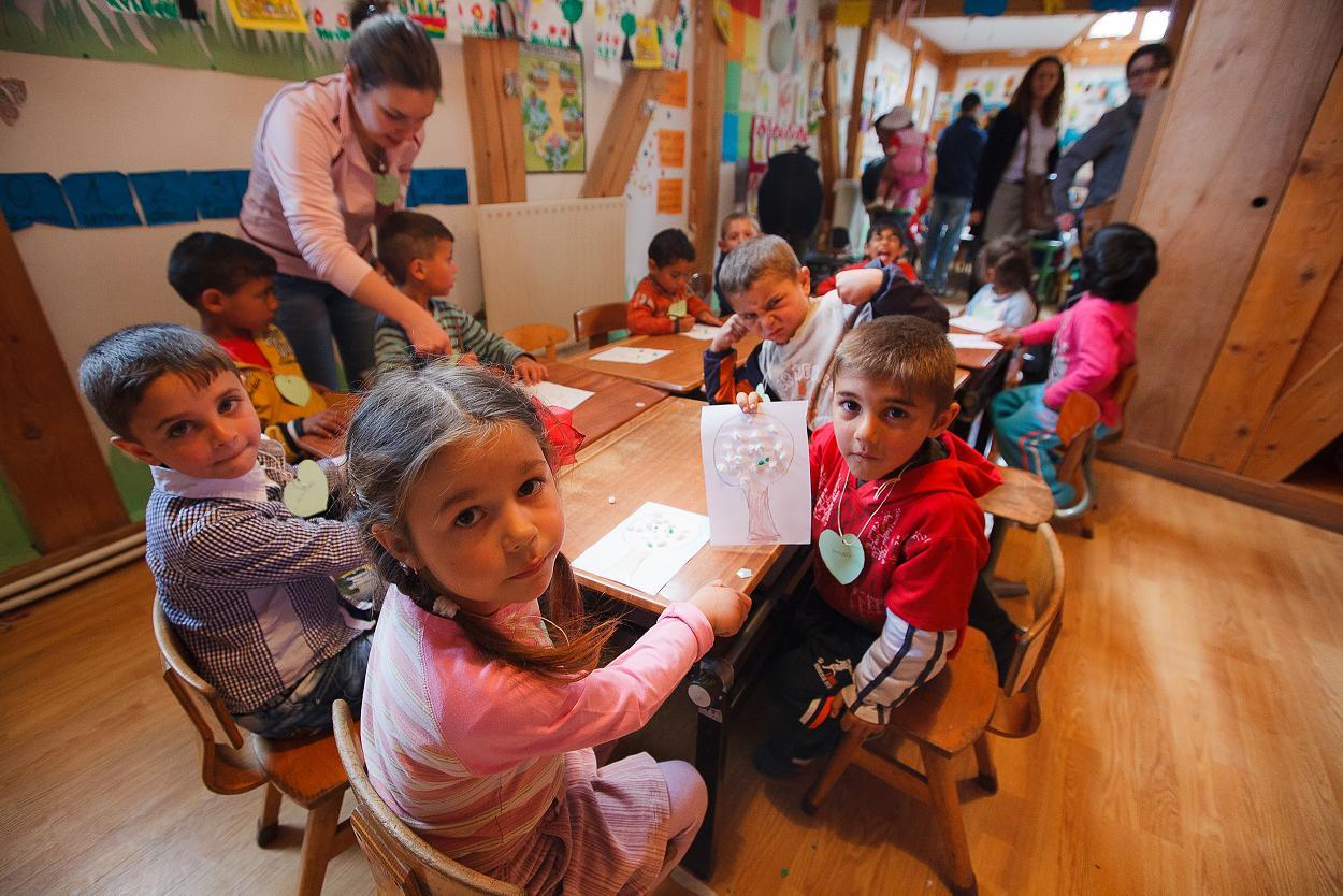 OvidiuRo și Carrefour împreună pentru Fiecare Copil în Grădiniță