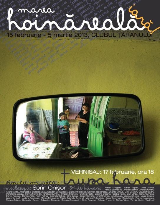 """Hai-hui prin România: o invitație la expoziția de fotografie """"Marea Hoinăreală iara"""""""