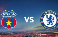 Steaua – Chelsea FC, urmatorul duel din Europa League!
