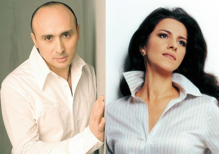 Marcel Pavel va cinta in duet cu celebra soprana de talie mondiala, Angela Gheorghiu.