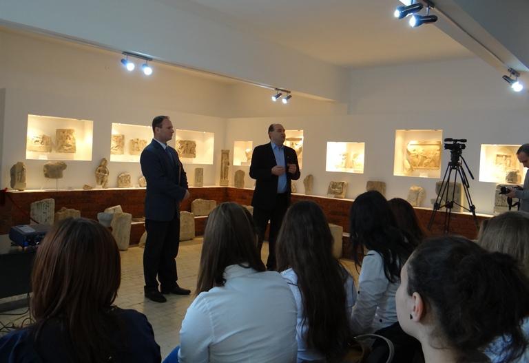 La Muzeul Callatis, simpozionul științific 163 de ani de la Înființarea Jandarmeriei Române