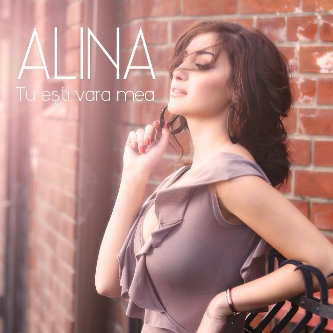 "Alina lanseaza o noua piesa solo, ""Tu esti vara mea"""