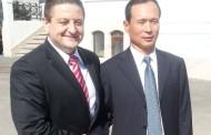 CERONAV A PRIMIT VIZITA CORPORAŢIEI AVIATICE DIN CHINA