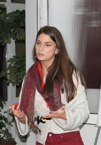 Mesaj din partea președintelui Consiliului Național al Elevilor, Iulia Miron cu privire la programul Să știi mai multe, să fii mai bun