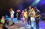 LaLa Band a cantat duminica la zilele orasului Ploiesti!