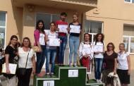 """Premierea elevilor participanți la concursul județean """"Rural Math"""""""