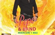 Pepe da startul petrecerilor de pe Litoral, pe 1 mai, in Mamaia, in Crema Summer Club
