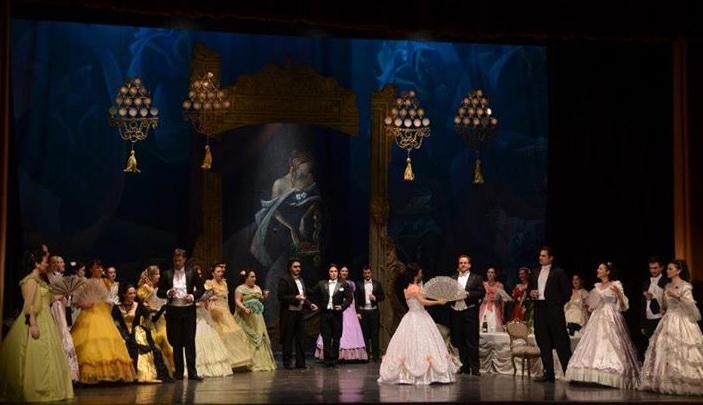Concert simfonic , balet si opera in week-end la TNOB
