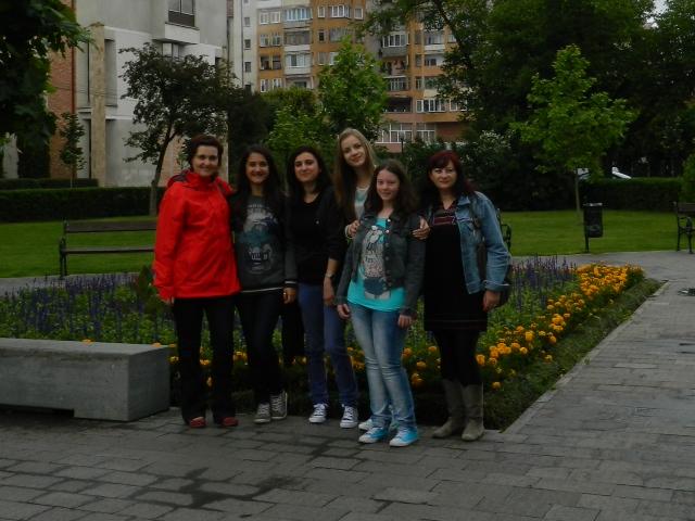 Premiu Special pentru eleva Diana Holban de la Colegiul Naţional Pedagogic Constantin Brătescu