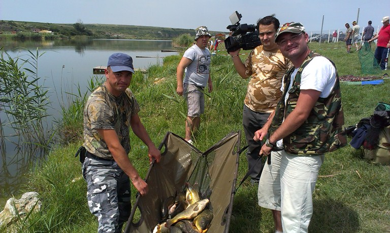 Concurs de pescuit la Medgidia
