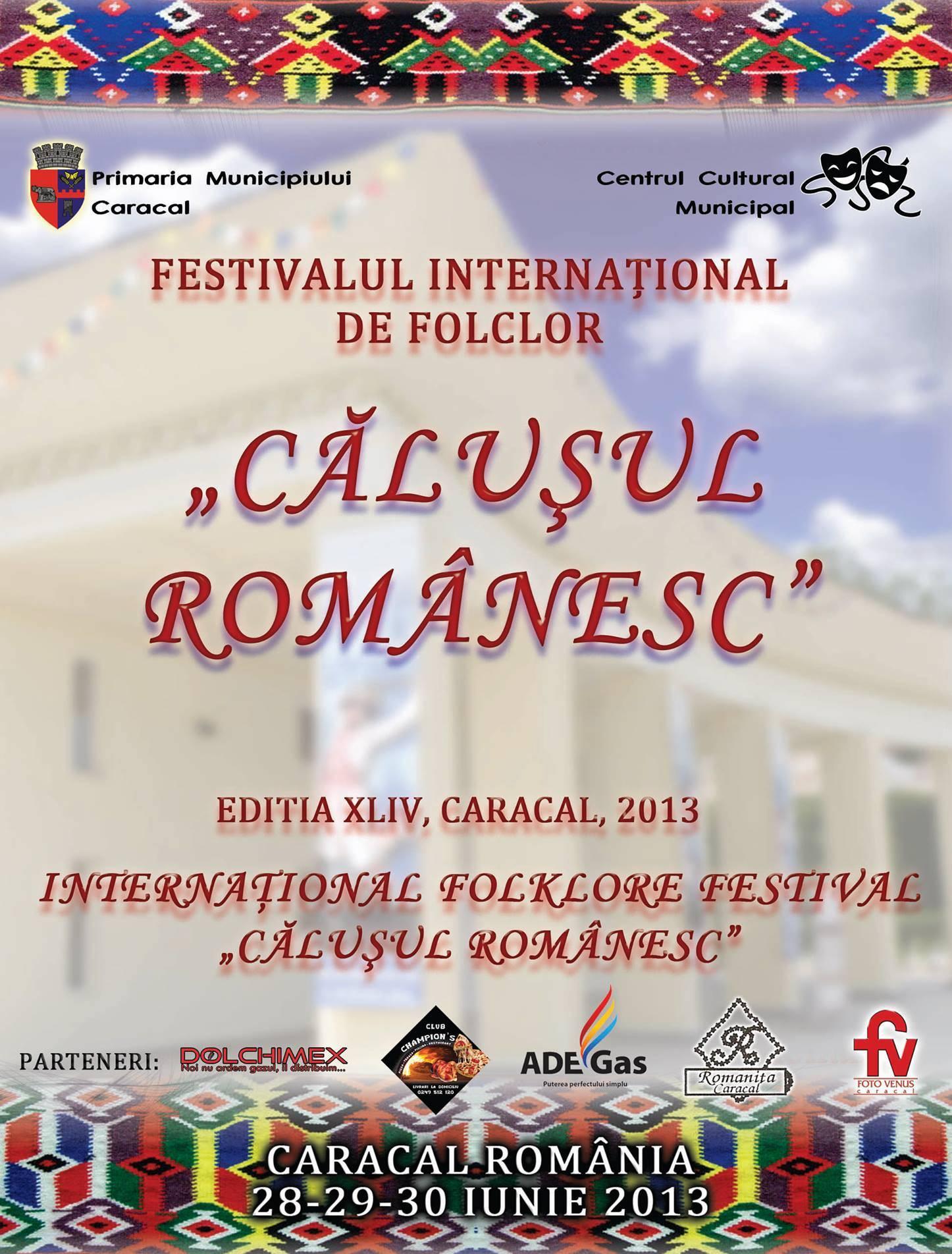 Festivalul Internațional de Folclor