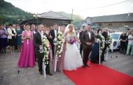 Cornelia şi Lupu Rednic au fost în weekend naşi de cununie la o nuntă cu peste 1000 de invitaţi