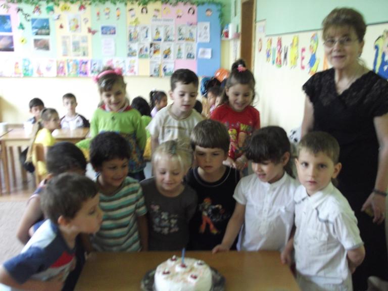 "Ziua copilului sarbatorita si la Gradinita Campusului Social ""Henri Coanda"" din Constanta"