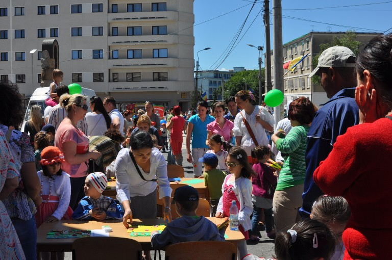Manifestări diverse organizate la Mangalia, de Ziua Copilului