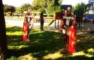 Vestitorii Festivalului Antic Tomis au ajuns la Constanţa