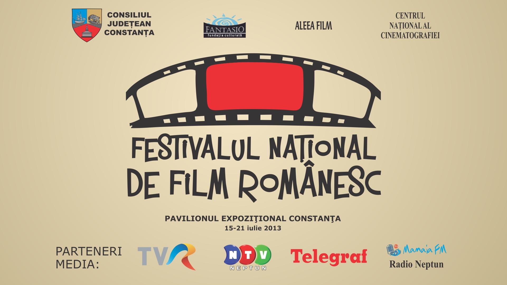 Festivalului National de Film Romanesc 2013 a fost organizat in perioada 15-21 iulie la Constanta